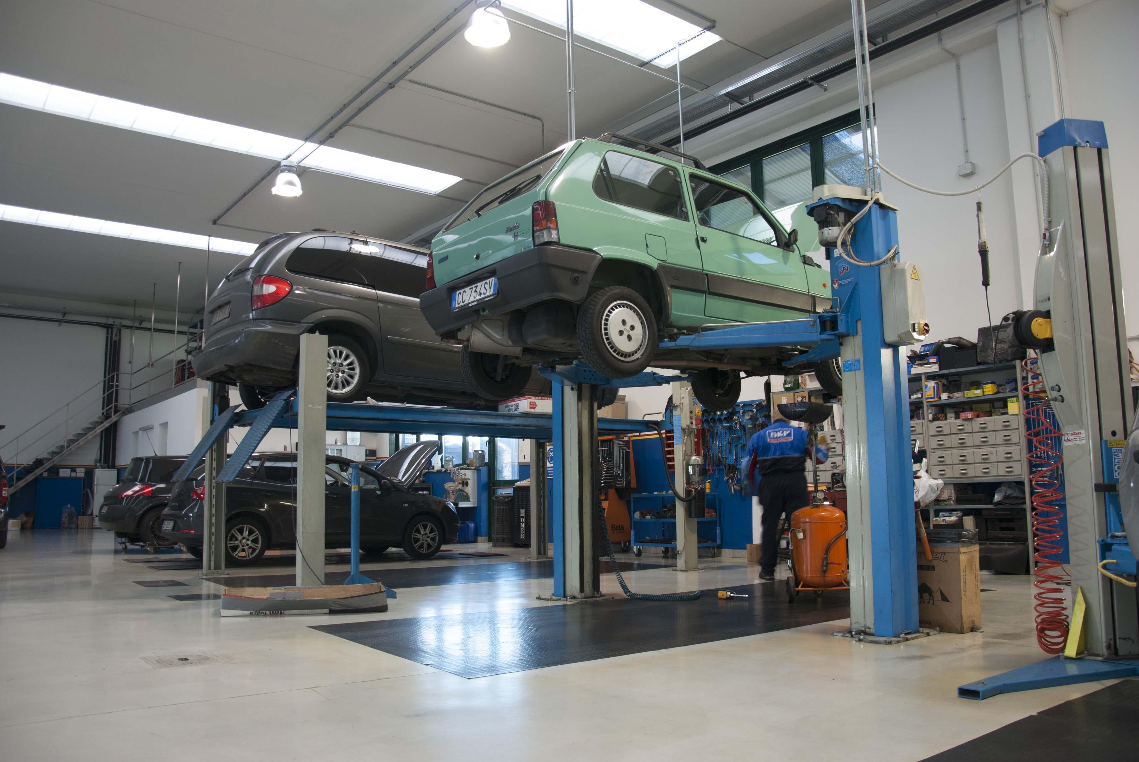 john garage officina meccanica impianti gpl centro